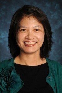 Hsiu-Lan Cheng, first author of the AAJP June 2015 issue's feature article